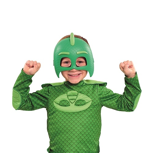 PJ MASK DELUXE DRESS UP GREEN