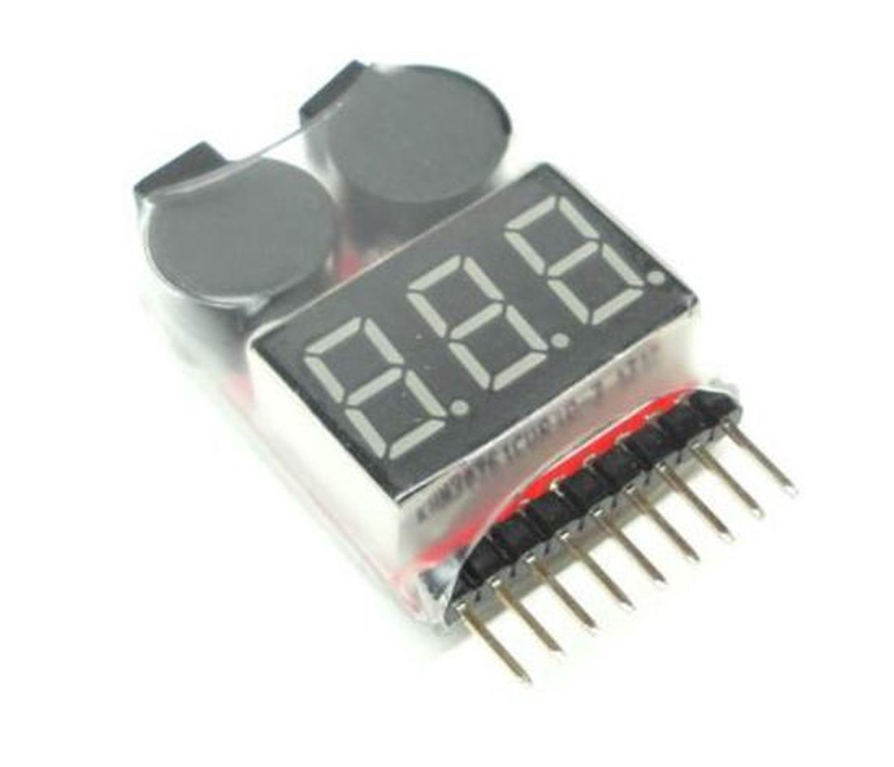 RC Pro #BM001 Lipo Battery Checker/Low Voltage Alarm