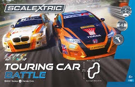 BRITISH TOURING CARS SET