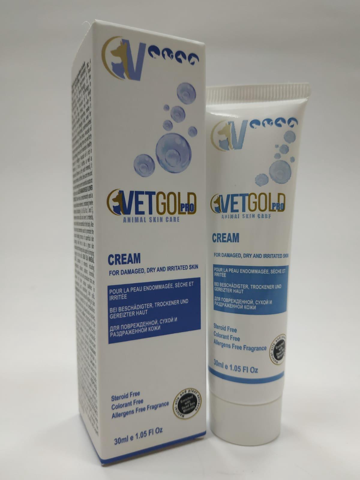 Vet Gold Cream