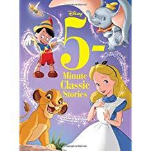 DISNEY 5-MINUTE CLASSIC STORIES (HB)