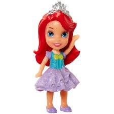 DISNEY PRINCESS MINI ARIEL