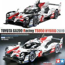 Tamiya #25421 1/24 2019 Toyota Gazoo Racing TS050 Hybrid