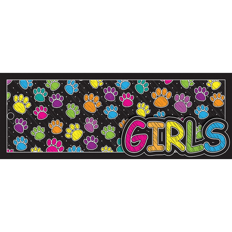 AP 10746 MULTI PAWS GIRLS PASS