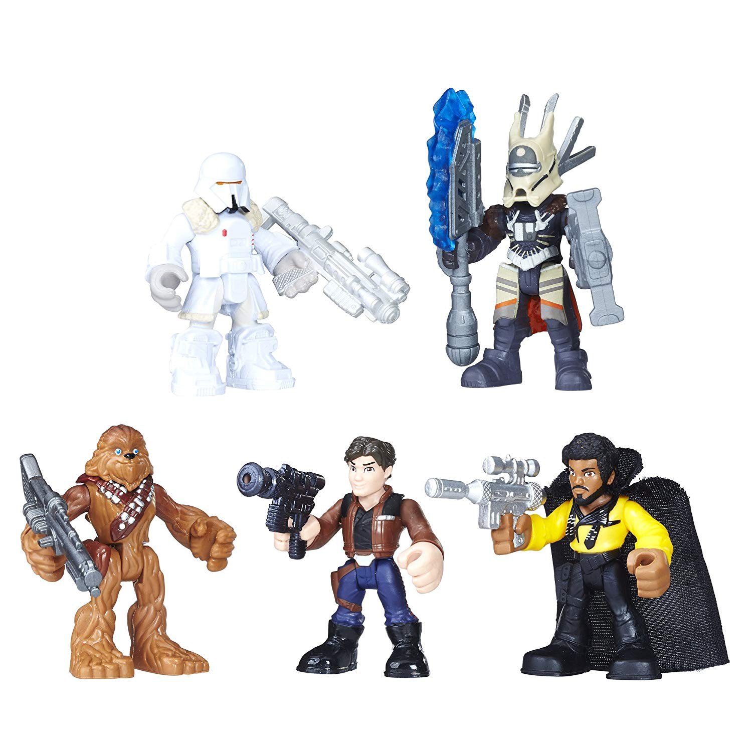 STAR WARS GALACTIC HEROES SMUGGLERS AND SCOUNDRELS
