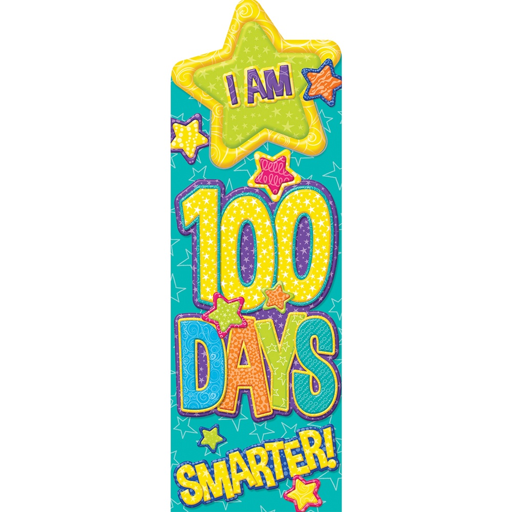 EU 834218 CMW 100 DAYS BOOKMARK