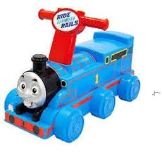 THOMAS PUSH 'N SCOOT