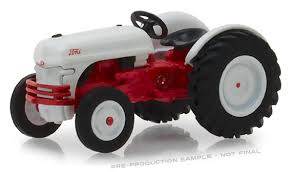 Greenlight #48010-A 1/64 1947 Ford 8N