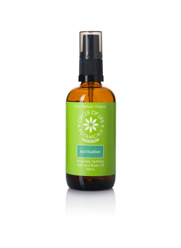 Spiritualise Magically Uplifting Bath and Body Oil 100ml
