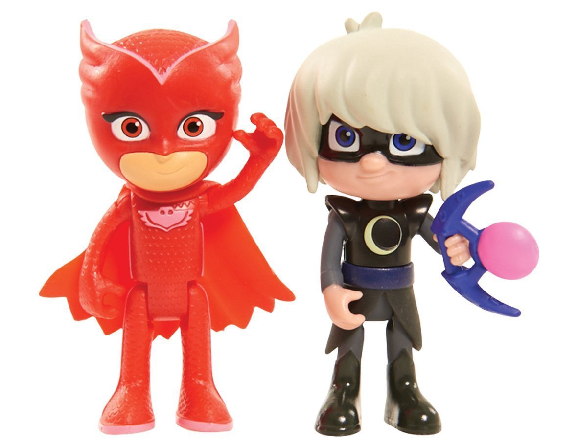 PJ MASKS LIGHT-UP OWLETTE AND LUNA GIRL