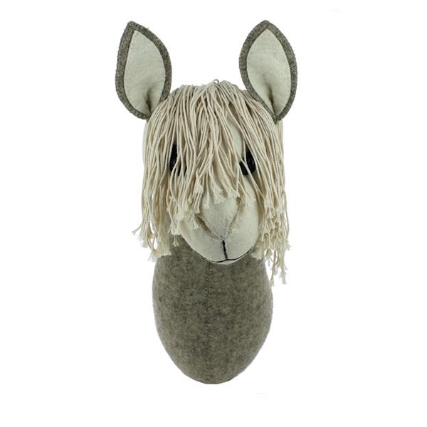 Large Llama Head