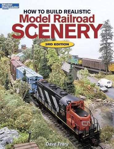Model Railroader #12216 How to Build Realistic Model Railroad Scenery