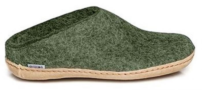 GLERUPS- FELT SLIPPER IN FOREST