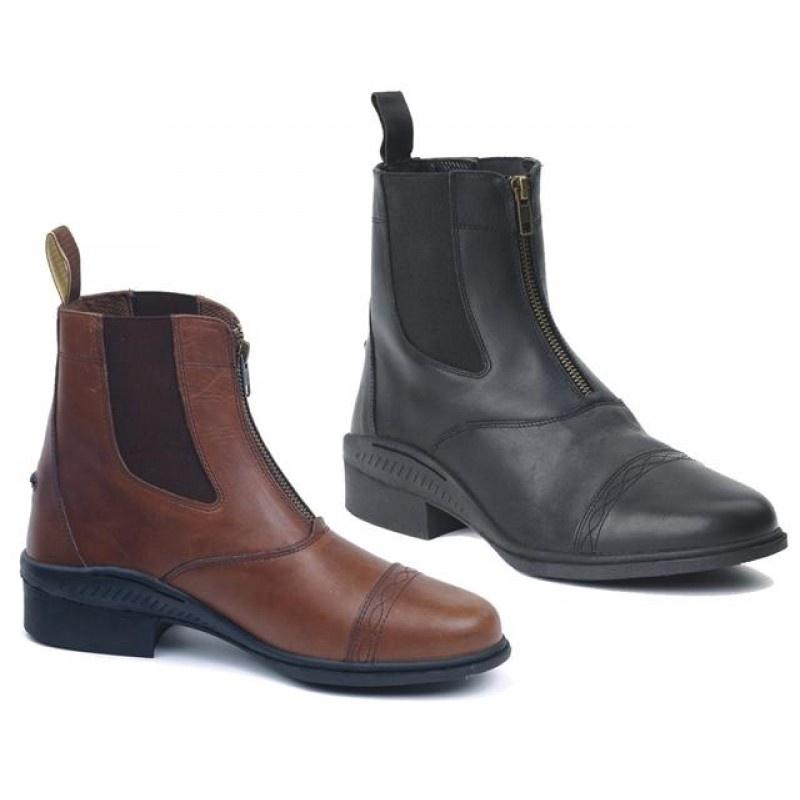 Ovation Aeros Elite Ladies Zip Paddock Boot