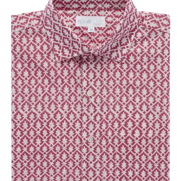 Waiheke shirt by Indigo Island