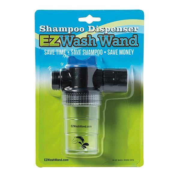 EZ Wash Wand Shampoo Dispenser