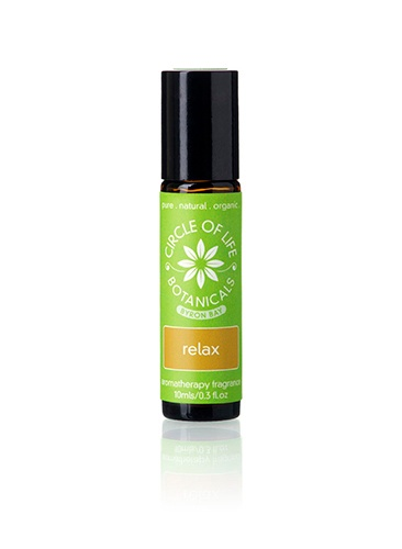 Relax Natural Perfume Oil 10ml