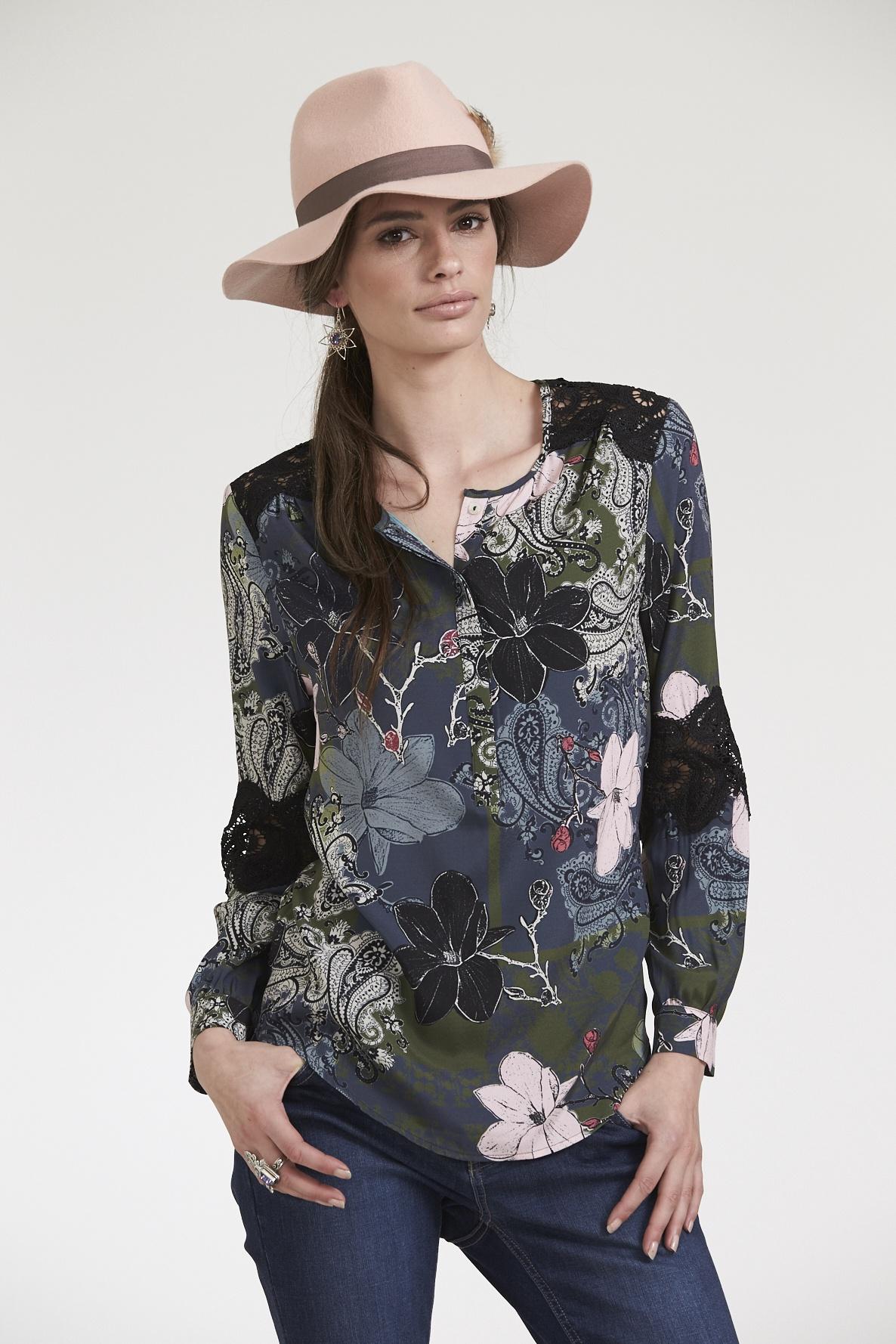 ls1324 Twilight blouse