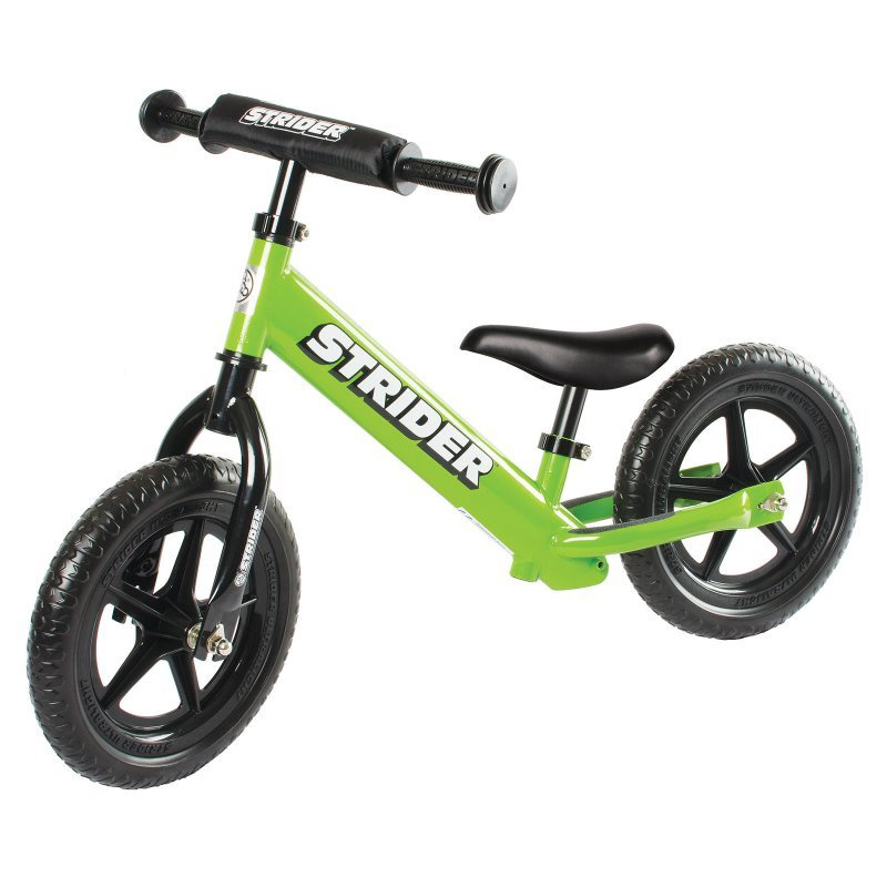 STRIDER BIKE SPORTS GREEN