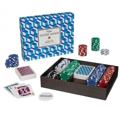 Ridley's Texas Hold'Em Poker Set