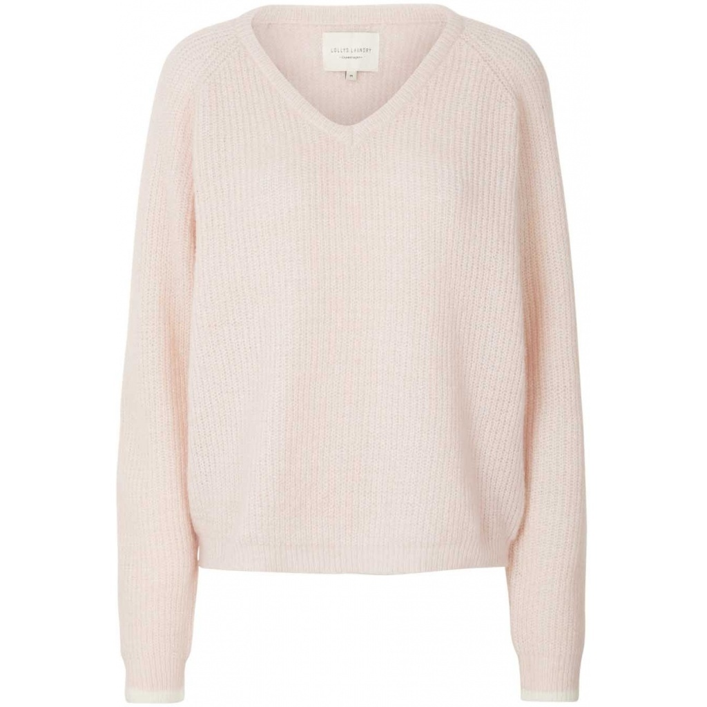 Aliza Jumper in Baby Pink from Lolly's Laundry