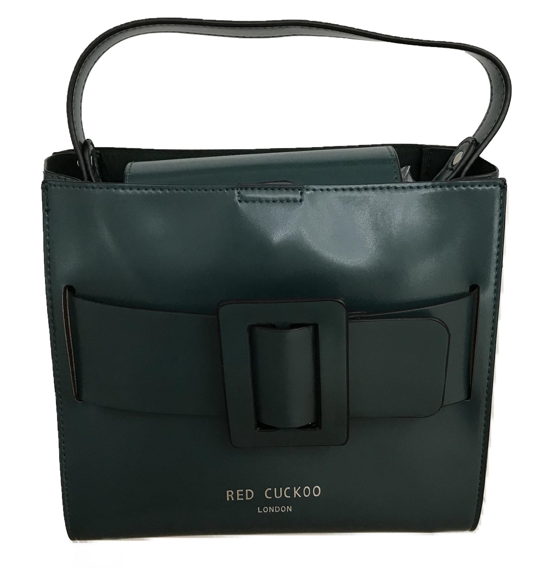 Morgan Buckle Front Grab Bag