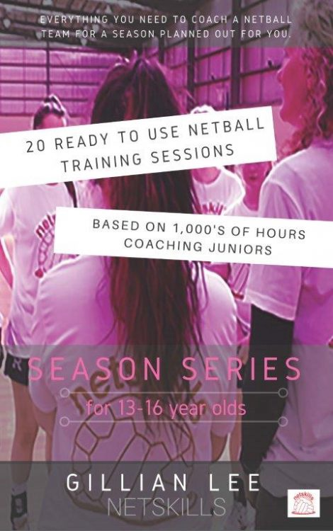 Netskills Season Series 13-16 year olds