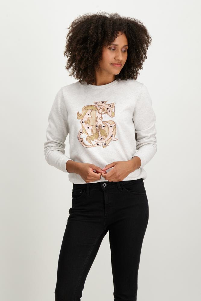 Garcia Crest Sweatshirt