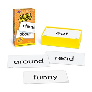 SO T 53003 SIGHT WORD FLASH CARDS