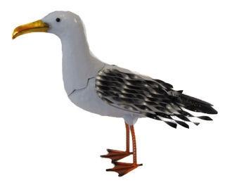 Freestanding seagull