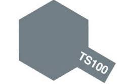 Tamiya Colour Spray Paint #85100 TS-100 Semi-Gloss Bright Gun Metal