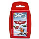 TOP TRUMPS DISNEY PLANES