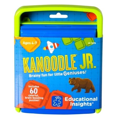 X EI 3078 KANOODLE JR.