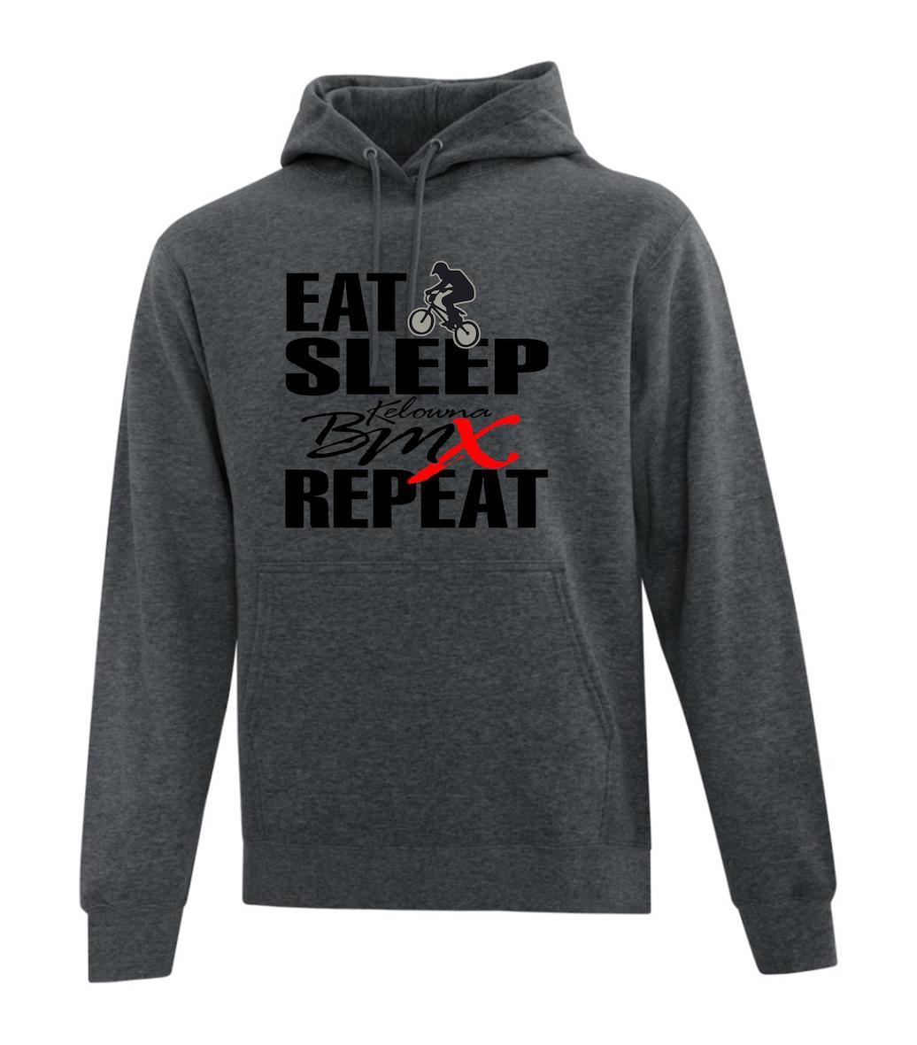 Kelowna BMX Eat Sleep Repeat Hoody