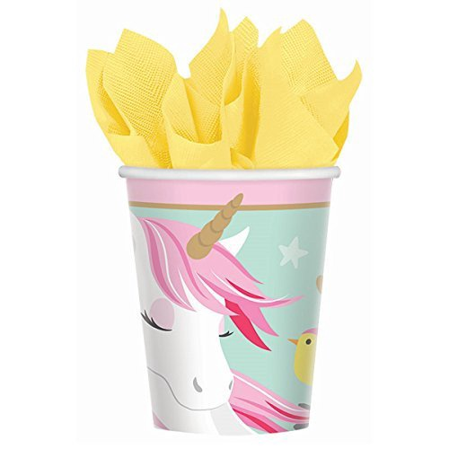 MAGICAL UNICORN 9 OZ CUPS