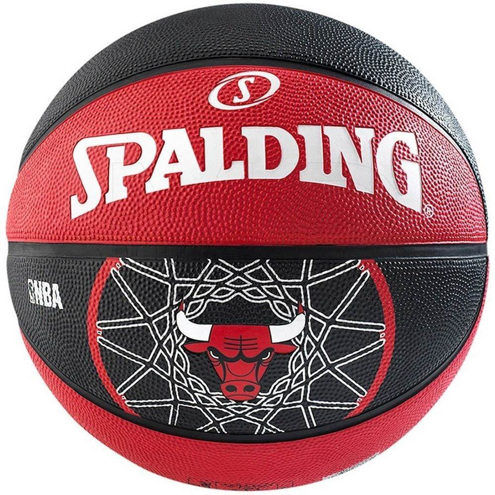 SPALDING NBA CHICAGO BULLS SIZE 7