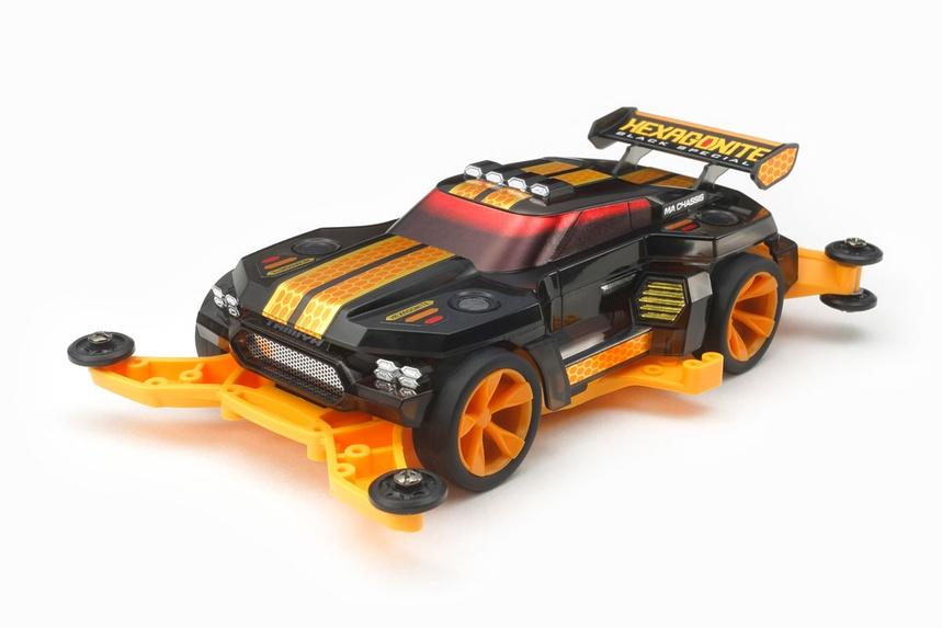 Tamiya #95565 1/32 Hexagonite Black Special Mini 4WD