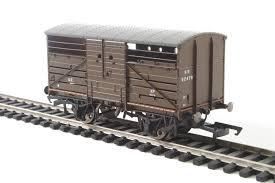 Hornby #R6840 10 Tonn Bulleid Cattle Wagon