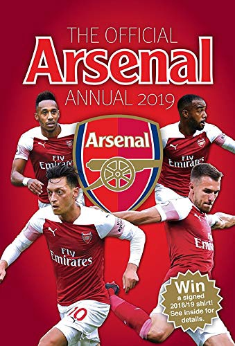 OFFICIAL ARSENAL ANNUAL 2019 (HB)