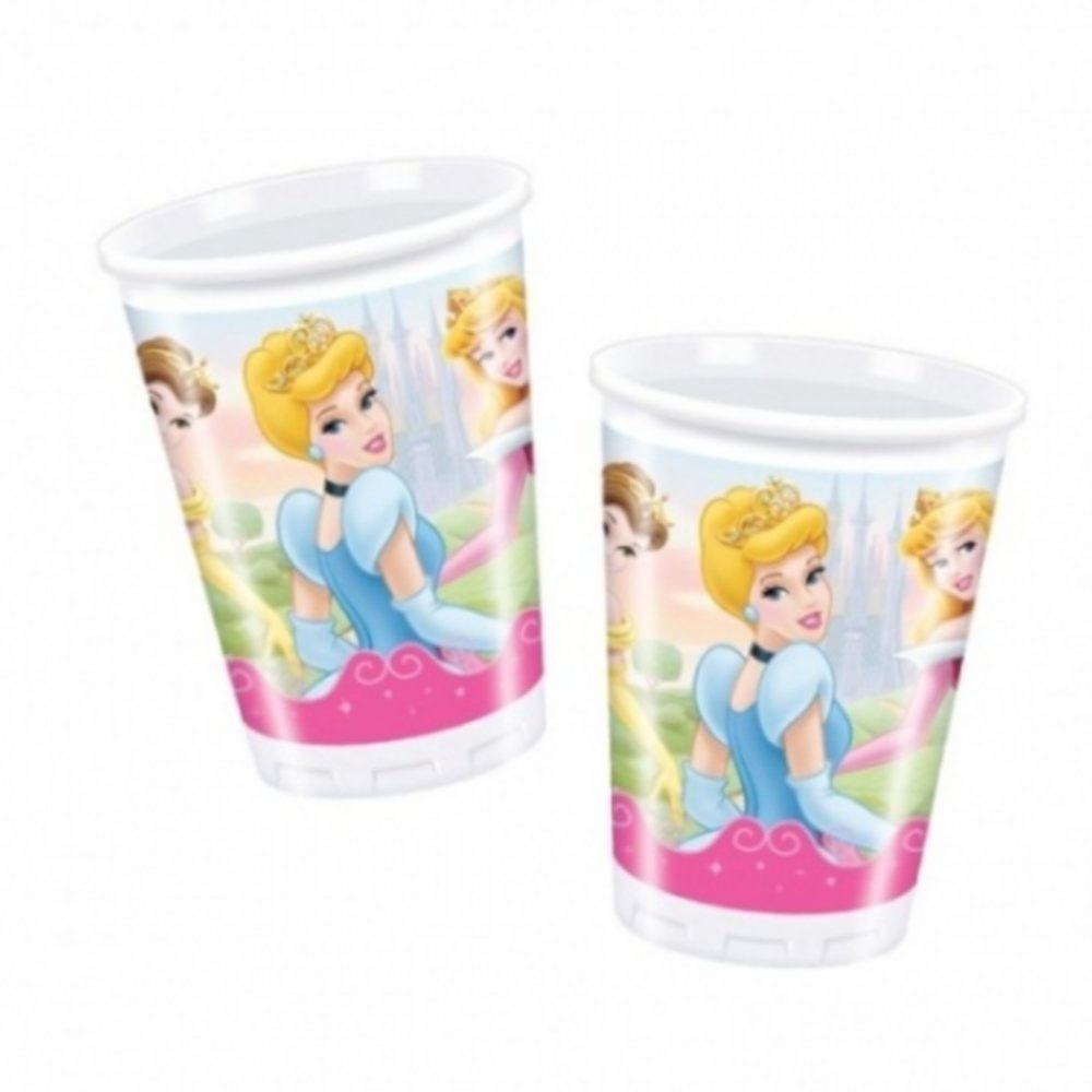 DISNEY PRINCESS FAIRYTALE CUPS