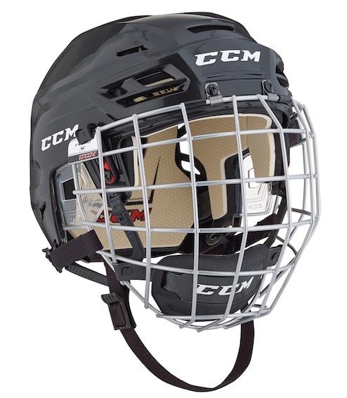 CCM Resistance 110 Helmet Combo