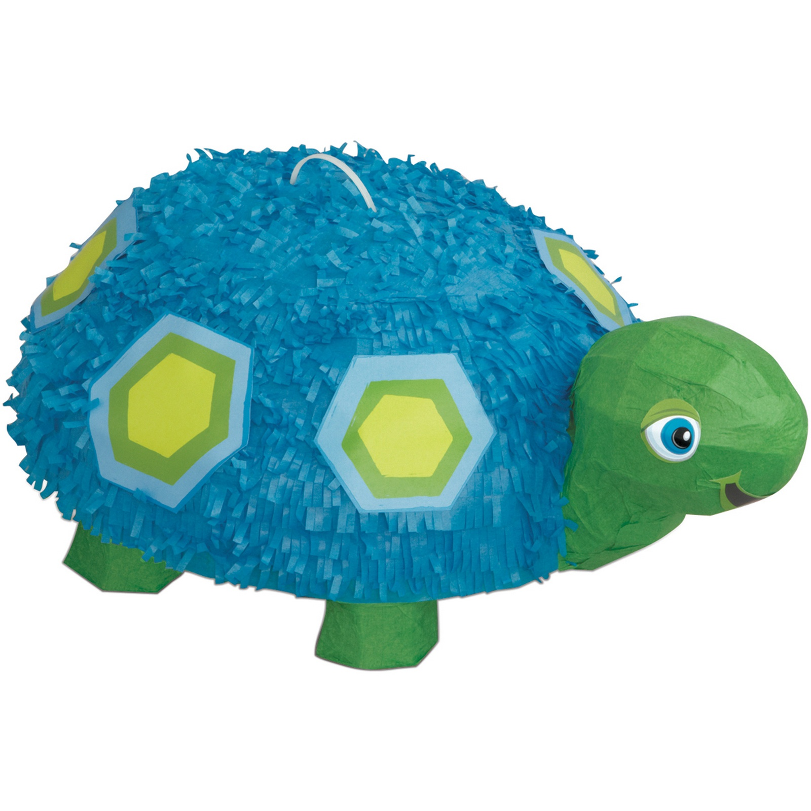 BLUE TURTLE 3D PINATA