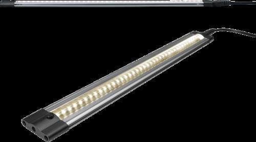 IP20 3W 42 LED THIN LINEAR LIGHT 24V WARM WHITE 3000K 300mm