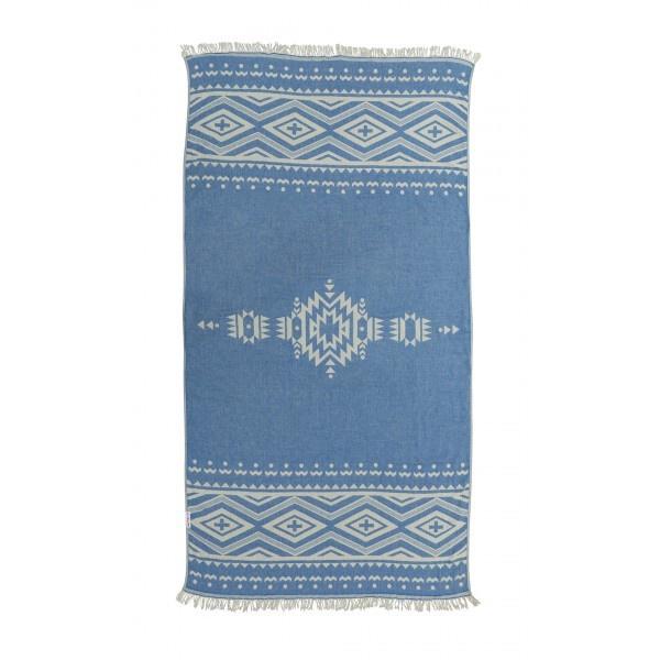 HAMAMAS AZTEC - BLUE