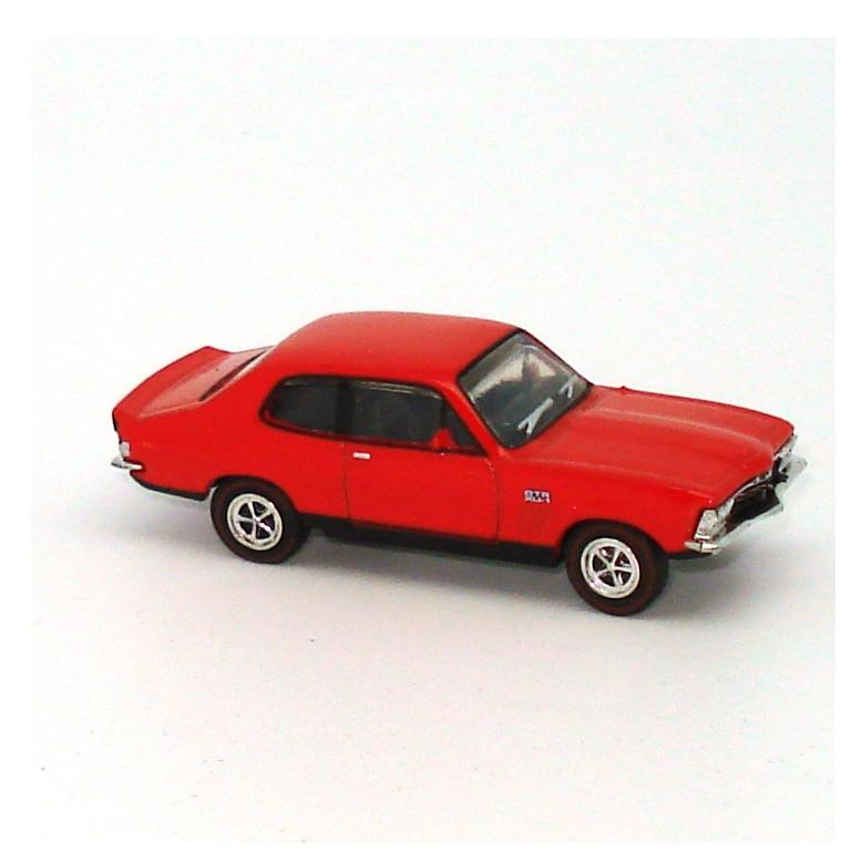 Aussie Road Ragers #CC131 1/87 1972 LJ GTR XU1 Salamanca Red