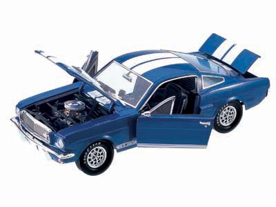 Shelby Collectables #SHE-152 1/18 1966 Shelby Gt 350 Mustang