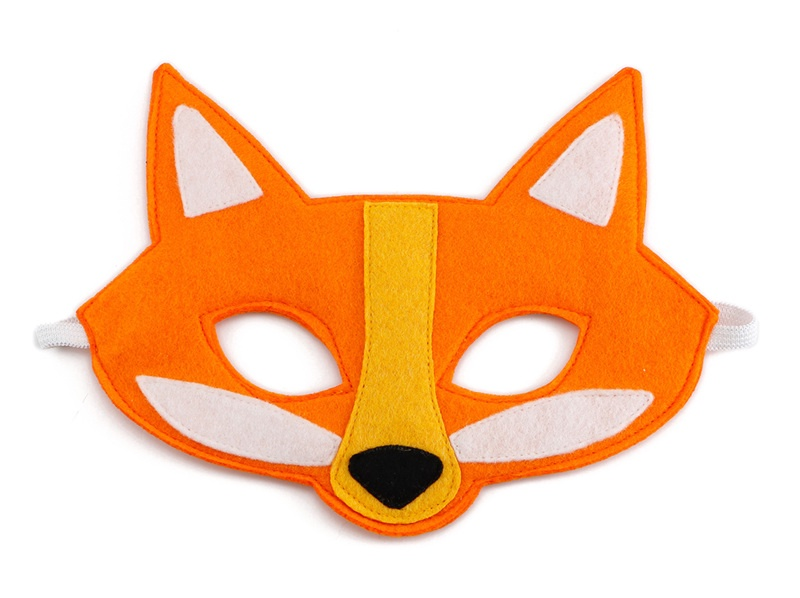Harold the Fox Mask