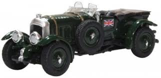 Oxford #76BB003 1/76 Bentley Blower