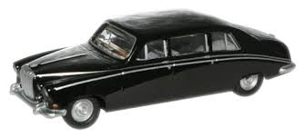 Oxford #76DS003 1/76 Daimler DS420