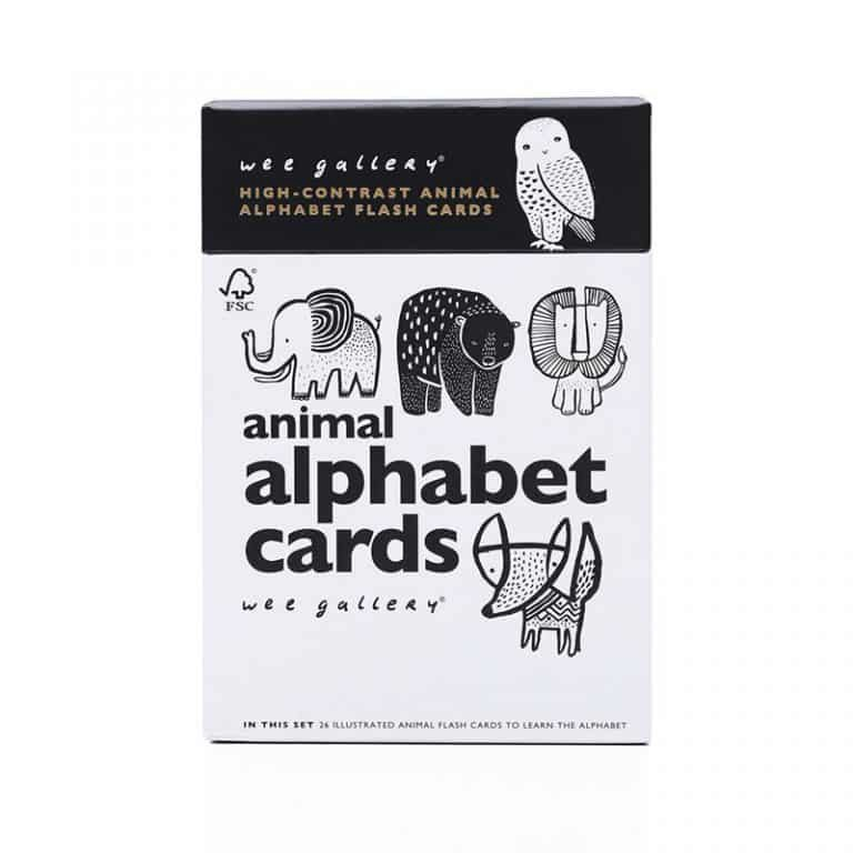 ALPHABET ART CARDS